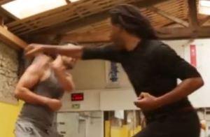 Stage de combat scénique avec Manu Lanzi